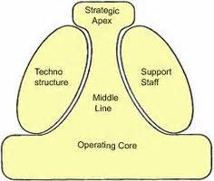 Organisational structure business case study
